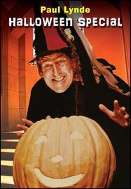 Paul Lynde - Halloween Special - 1976 - DVD promo cover pic