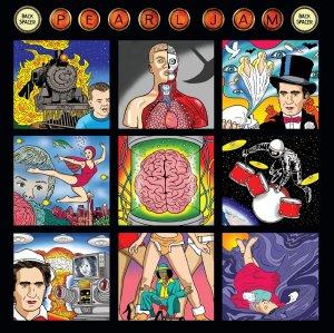 Pearl Jam - Backspacer - promo cover pic - #PJ003