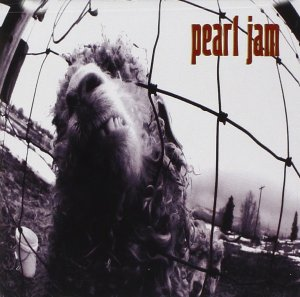 Pearl Jam - Vs - promo album cover pic - #PJ1