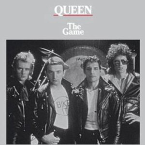 Queen - The Game - promo album cover pic - #33FM