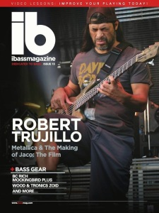 Robert Trujillo_iBass Magazine - promo cover pic