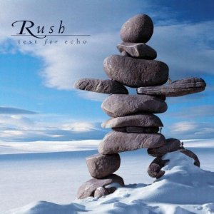 Rush - Test For Echo - promo album cover pic - #33038