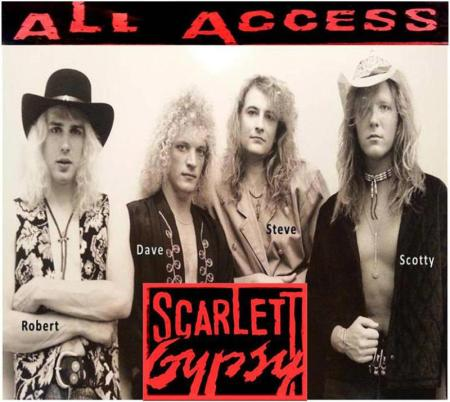 Scarlett Gypsy Album Cover
