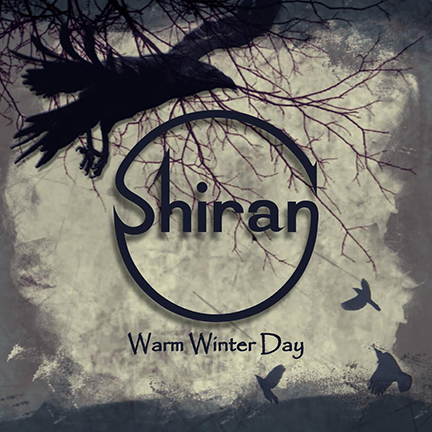 Shiran - Warm Winter Day - promo EP cover pic