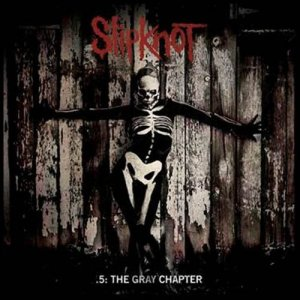 Slipknot - 5 The Gray Chapter - promo cover pic - 2014PG
