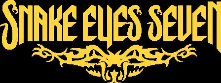 Snake Eyes Seven - yellow band logo - 2014