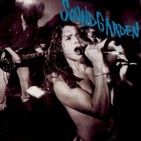 Soundgarden - Screaming Life - promo EP cover pic - 1987