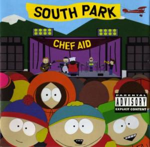 South Park - Chef Aid - promo cover pic