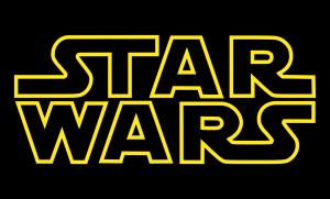 Star Wars - Classic Logo - Yellow & Black - #1977GL