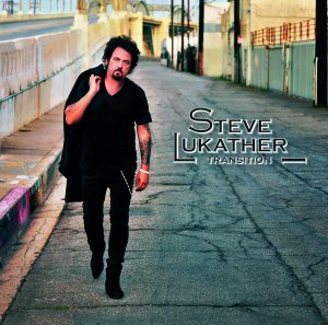 Steve Lukather - Transition - promo cover pic - #2013SL