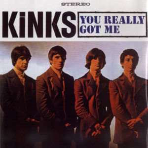 The Kinks - you realy got me - promo single sleeve - 1964RD
