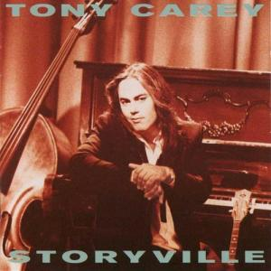 Tony Carey - Storyville - promo album cover pic