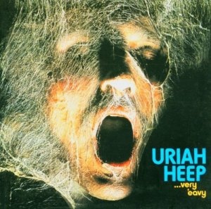 Uriah Heep - …very eavy very umble - promo album cover pic - large