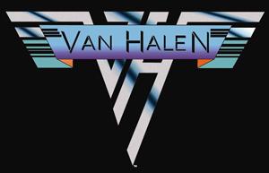 Van Halen - classic band logo - #77797