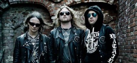Watain - promo band pic - 2014 - #6679W