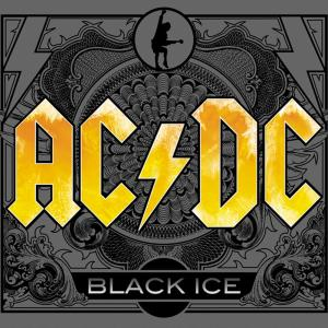 ACDC - Black Ice - yellow version - promo cover pic - #2008AY