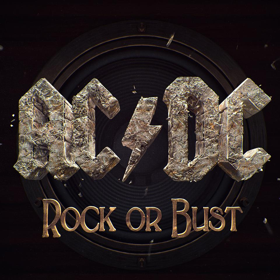 ACDC - Rock Or Bust - promo