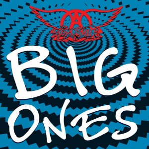Aerosmith - Big Ones - promo cover pic - 1994ST