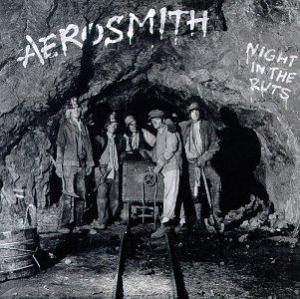 Aerosmith - Night In The Ruts - promo cover pic - 1979A