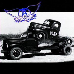 Aerosmith - Pump - promo album cover pic - #444ST