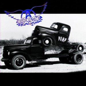 Aerosmith - Pump - promo album cover pic - #444ST