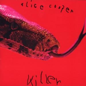 Alice Cooper - Killer - promo cover pic - #1971AC