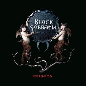 Black Sabbath - Reunion - promo album cover pic - #1995BSBW