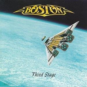 Boston - Third Stage - promo album pic - #1986