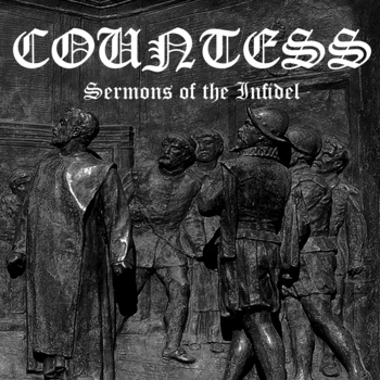 Countess - Sermons of the Infidel - promo cover pic - November 7 - 2014 - #0011