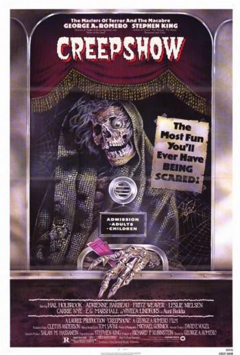 Creepshow - promo movie poster - November - 12 - 1982 - #667SK