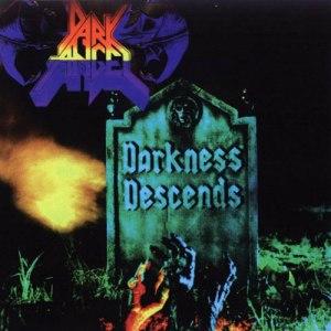 Dark Angle - Darkness Descends - promo cover pic - #1985GH