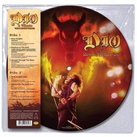 DIO - and Friends - picture disc - Black Friday - Release - 2014