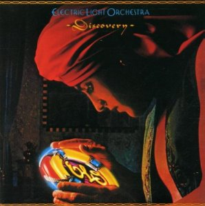 Electric Light Orchestra - Discovery - promo cover pic - #1979JL
