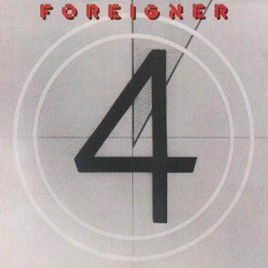 Foreigner - 4 - promo album cover pic - #1981MJ