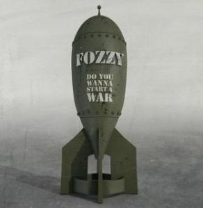 Fozzy - Do You Wanna Start A War - promo cover pic - #2014CJ