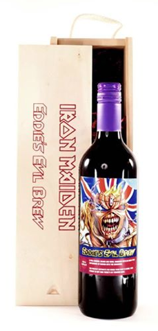 Iron Maiden - Eddie's Evil Brew - promo photo - #1201411