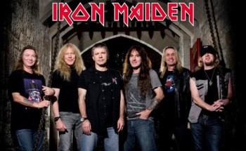 Iron Maiden - promo band pic - #6671121