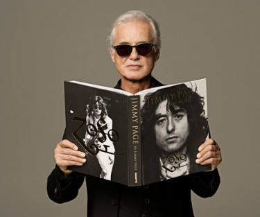 Jimmy Page - Jimmy Page Book - promo pic - 2014 - #1122