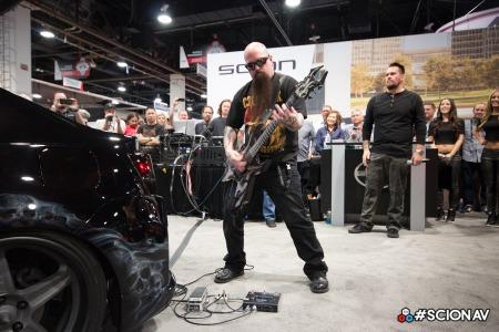 Kerry King - Slayer - Scion AV - promo pic - 2014 - #001