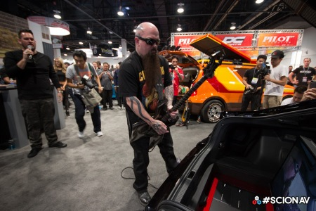 Kerry King - Slayer - Scion AV - promo pic - Nov - 2014 - #004
