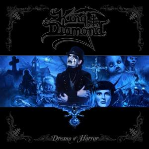 King Diamond - Dreams Of Horror - promo cover pic - 2014 - #AL77711