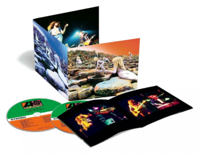 Led Zeppelin - Houses Of The Holy - deluxe - reissue - promo pic - 2014