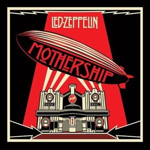 Led Zeppelin - Mothership - promo album cover pic - #996677