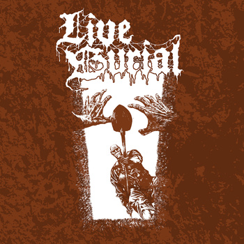 Live Burial - self-titled EP - 2014 - #66EP