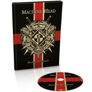 Machine Head - Media Book - CD - promo pic - #2015RF