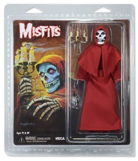 Misfits - Crimson Ghost - action figure red - promo pic - #11201525