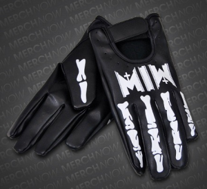 Motionless In White - Skeletal Gloves - promo pic - #2014M