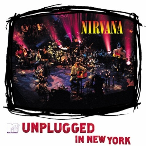 Nirvana - MTV unplugged in New York - promo cover pic - #1994DGN