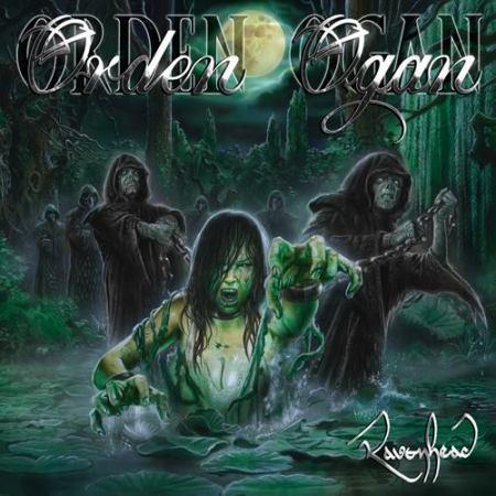 Orden Ogan - Ravenhead - promo album cover pic - 2015 - #1123