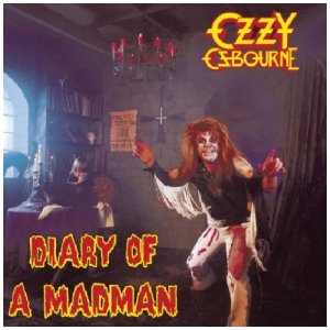 Ozzy Osbourne - Diary Of A Madman - promo cover pic - #777OO
